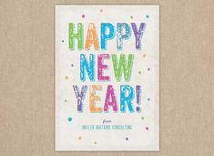 colorful new year cards new year greeting cards happy new year cards merry christmas