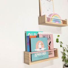 Decor Handled | Functional Room Shelf - Regular, Children's Shelves