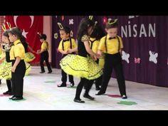 Yıldız Sınıfı Öğrencilerinin 23 Nisan Gösterisi | Gösteri - Müsamere TV