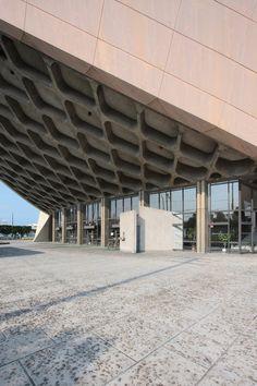 AD Classics: Kagawa Prefectural Gymnasium / Kenzo Tange (2)