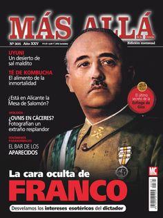 Revista Más Allá 305. La cara oculta de #Franco.