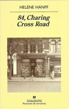 #Librerías // Helen Hanff: 84, Charing Cross Road // Ejemplo de esa especial relación que une a una librería con sus clientes // 82-3 HAN 84