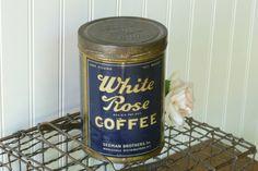 white rose coffee