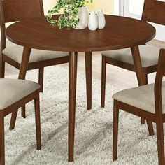 Monarch Specialties I 1810 Dining Table