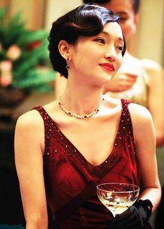 Zhou Xun in 'The Silent War' (2012).