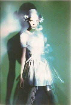 Vogue Italia - ALL THAT SHINE - February 2007 Roversi
