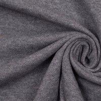 Grey cotton jersey
