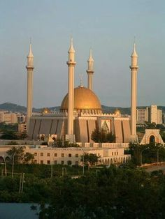 Abuja National Mosque, Nigeria