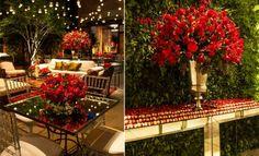 Casamento vermelho red