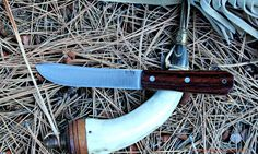 Review: Bark River Mountain Man knife – a classic design with modern materials