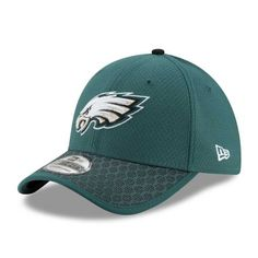 7f0e9cddc22 PHILADELPHIA EAGLES OFFICIAL SIDELINE 39THIRTY STRETCH FIT Eagles Team