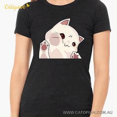 Product name: Cat With Face Pressed Against Window Women's Tee. Cat Sweaters, Cat Lovers, Tee Shirts, Sweatshirts, Cats, Mens Tops, Window, Kawaii, Clothes