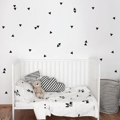 Designer Wall Decals For The Home, Use These Decals To Transform An Entire  Room By Applying Geometrically Or Apply Randomly. Shop Now.