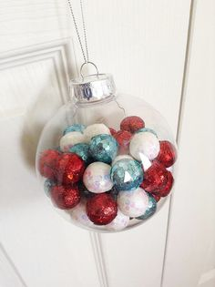 Christmas Ornament / Holiday Decor / by ElegantlyUnderstated
