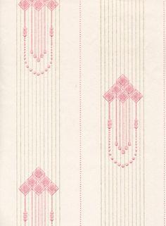 Jugend style wallpaper by Tapettitalo.