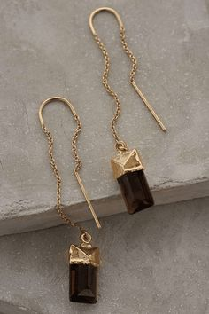 Heather Hawkins | Quartz Sweeper Earrings #heatherhawkins #earrings