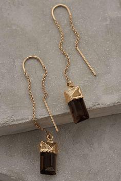 Heather Hawkins | Quartz Sweeper Earrings #heatherhawkins #earrings