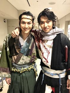Kento Yamazaki & Masanari Wada