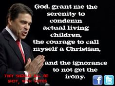 Rick Perry - immigration - children