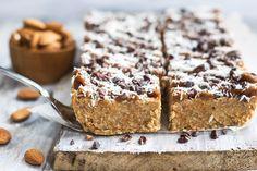 Healthy No-Bake Magic Bars