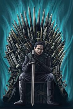 Jaehaerys III Targaryen-Stark alias Jon Snow, the White Wolf, the Resurrect, King in the North, Heir of the Iron Throne