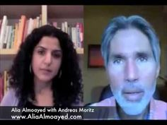 Alia Almoayed w/Andreas Moritz re: Liver Flush