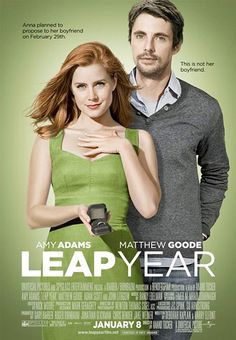 Leap Year, seriously one of my favorite movies.