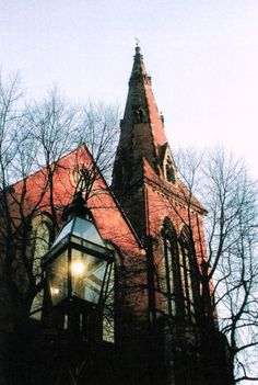 Church of the advent, Beacon Hill