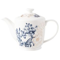 Victoria And Albert Palmers Silk Teapot | Afternoon Tea | Themes | Lookbooks | Creative Tops
