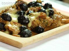 Agnello con olive e finocchietti  Piatto che racchiude in se tutto il sapore della Sardegna, particolarmente aromatizzato grazie alla presenza del finocchietto selvatico.
