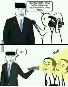 Waaaaw  #Memes #Funny #Indonesia