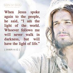 John bible verses son of god, god и god jesus Son Of God, Bible Scriptures, Bible Quotes, Affirmations, Light Of Life, God Jesus, Jesus Christ, Jesus Resurrection, Quotes About God
