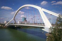 Puente de la Barqueta, Sevilla, Andalucía, Spain, Juan José Arenas de Pablo