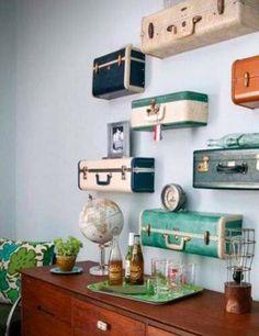 transformer une valise en table basse tutoriels diy pinterest tables et transformers. Black Bedroom Furniture Sets. Home Design Ideas
