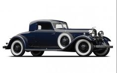 Lincoln KB V12 1932