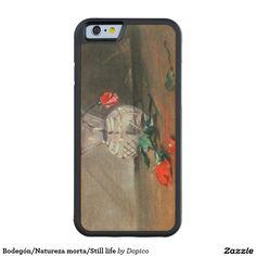 Bodegón/Natureza morta/Still life Funda De iPhone 6 Bumper Arce