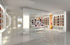 Baci Lingerie Store. New Showroom <3<3<3<3<3