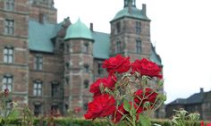 """For a long time, Rosenborg was referred to as """"the big house in the garden"""" but from 1624 onwards it was known as Rosenborg. Copyright: Rosenborg Castle / Rosenborg Slot"""