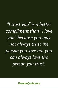 8 Best I trust you quotes images in 2018 | Quotes, Favorite