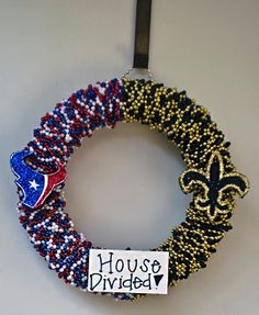 I might have to make one of these in Cowboys colors...