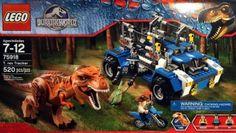 75918 T-Rex Tracker - www.jurassicbricks.com