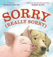 Book Cover Say Im Sorry, Really Sorry, Book Categories, Children's Picture Books, Hurt Feelings, Bad Mood, New Pictures, The Book, New Books