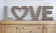 LOVE Ferrero Rocher Display Stand, Pyramid Tree