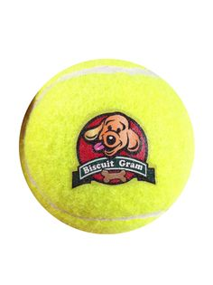 "Terrific for exercising your pooch! These amazing full color custom printed dog tennis balls will really leave a lasting impression! Perfect for play, these bright yellow tennis balls have been safety tested. Your full color logo is adhered to the ball with a sturdy heat transfer. They measure 2-3/8"" in diameter with an imprint measuring up to 1-1/4"" in diameter. They make the perfect promotional gift for pet friendly hotels, doggie day cares and grooming salons. Prices as low as $2.35 each!"