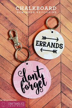 Craftaholics Anonymous® | such a fun project! DIY your own key chains after this pattern.