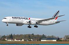 Foto Air France Boeing 787-9 F-HRBA