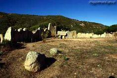 Triei - tomba dei giganti  Osono
