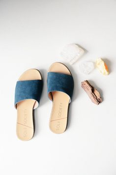A sophisticated buy playful sandal perfect for a summer Friday at work.