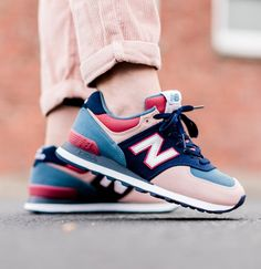 New Balance 574 Baskets, New Balance 574, Asics, Sneakers Fashion, Baby, Footwear, Lingerie, Boots, Shopping