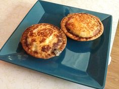 Mini shepherds pie for pie maker.